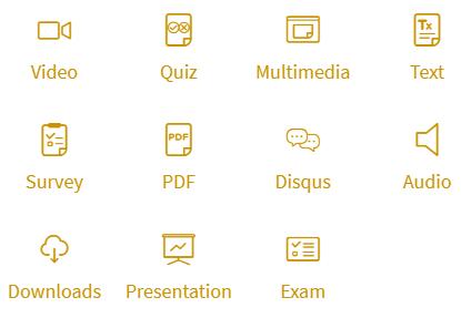 Create a Downloads Lesson – Thinkific
