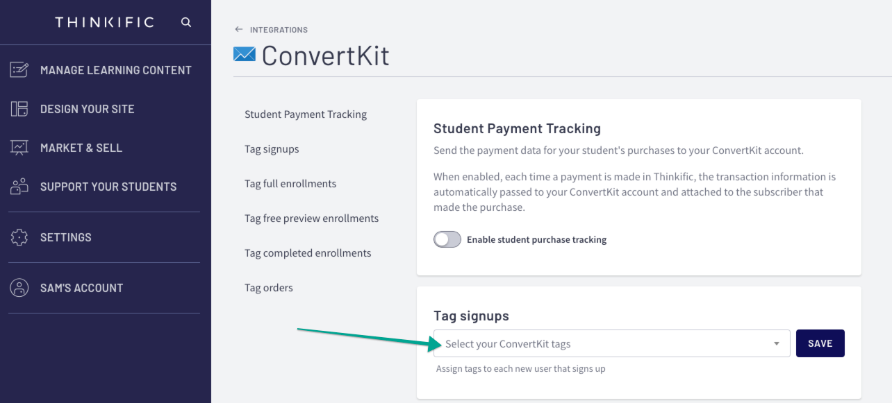 Select_ConvertKit_tag_from_dropdown.png
